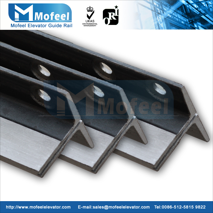 T89/B elevator guide rail/machined guide rail