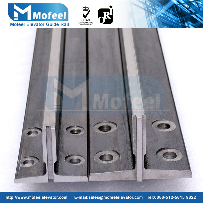 T90/B elevator guide rail/machined guide rail